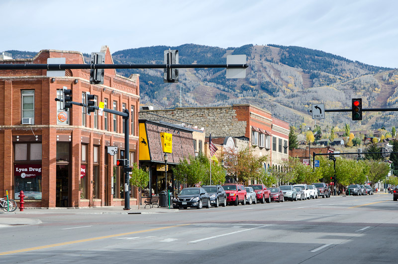 Why Steamboat Springs